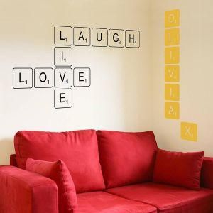 Exceptionnel Wall Decals For Living Room, Quotes, Home Decor, Waterproof Wall Stickers