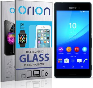 Orion Tempered Glass Screen Protector For Sony Xperia M4 Aqua