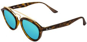 ad88f6cc01a Ray-Ban Gatsby II Panto Unisex Sunglasses - RB4257-60923R - 50-19-145mm