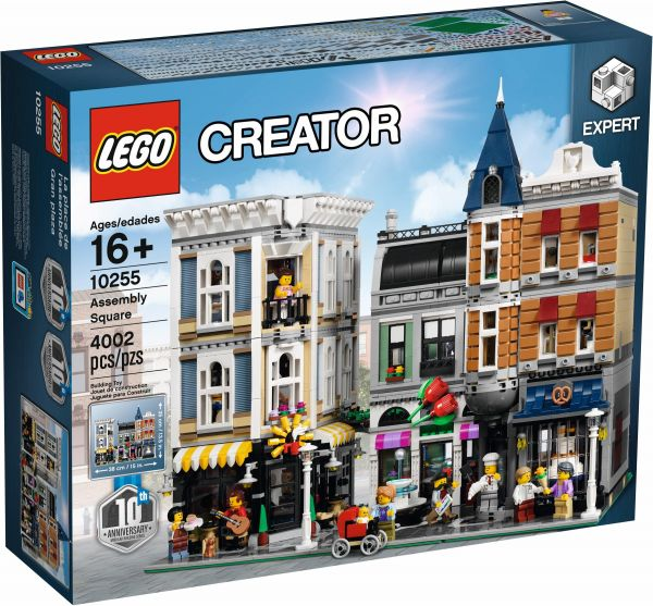 LEGO Creator Assembly Square 10255, price, review and buy in Dubai ...