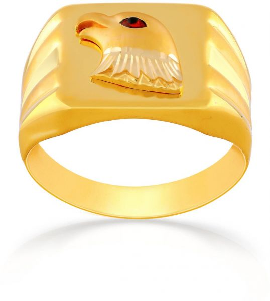 Malabar Gold Men s 22K Band Gold Ring 18 US price review and