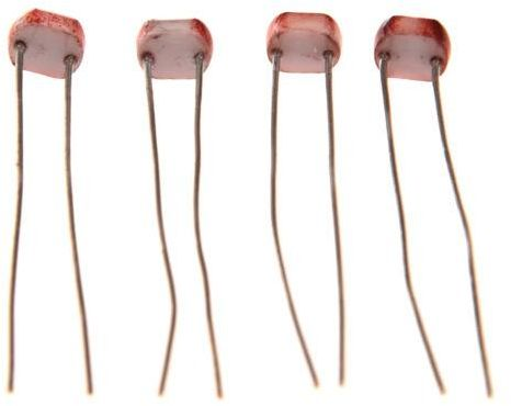 Souq | Photoresistor LDR CDS 5mm Light-Dependent Sensor GL5516 ...
