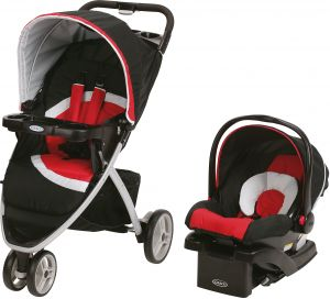 Graco Stroller And Car Seat 7AZ00SCE3 1926494