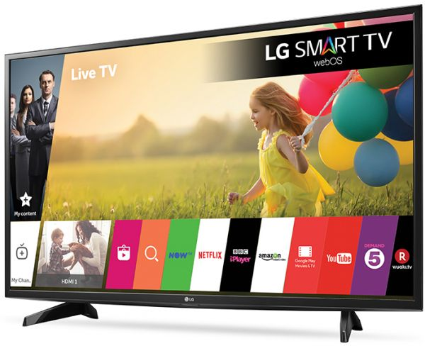 lg tv for sale. lg 43 inch full hd led smart tv with built in receiver - 43lh590v lg tv for sale