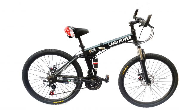 Land Rover Folding Bicycle Price Review And Buy In Dubai
