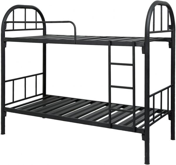 souq aft metal heavy duty bunk bed full double uae. Black Bedroom Furniture Sets. Home Design Ideas