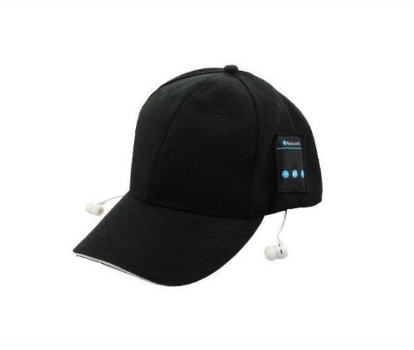 4f7e43dc09f Bluetooth Baseball Cap Sun Hat Smart Wireless Bluetooth Headset Sports Cap  Music Speaker Mic Summer Cap