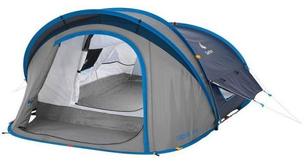 QUECHUA 2 SECONDS XL AIR II POP UP TENT OUT DOOR CAMPING TENT - 2 PERSONS  sc 1 st  Souq.com & QUECHUA 2 SECONDS XL AIR II POP UP TENT OUT DOOR CAMPING TENT - 2 ...