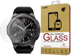 Rubik Real Tempered Glass Screen Protector For Samsung Gear S3 SM-R760