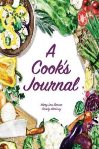 A Cook's Journal by Mary Lou Brown, Sandy Mahony - Paperback