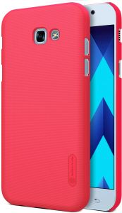 Samsung Galaxy A3(2017) Nillkin Super Frosted Shield Back Case [Red Color]