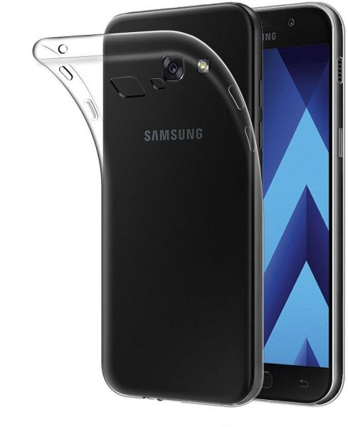 Samsung Galaxy A5 (2017 Version) Stealth Ultrathin TPU Gel Case Cover