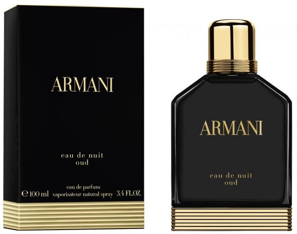 De Men Eau Armani For Oud Parfum100ml Nuit Giorgio By 4RL35Aj