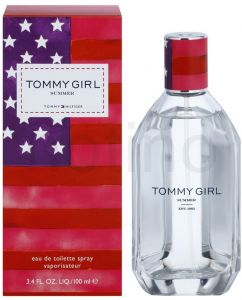 82c5fce2b Tommy Hilfiger Tommy Girl Summer 2016 by Tommy Hilfiger for Women - Eau de  Toilette, 100ML للنساء 100مل - او دى تواليت