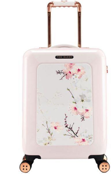 Ted Baker Oriental Bloom Small Suitcase Juliz Collection
