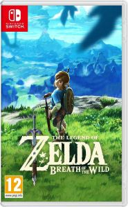 The Legend Of Zelda Breath Of The Wild Nintendo Switch Buy Online Video Games At Best Prices In Egypt Souq Com