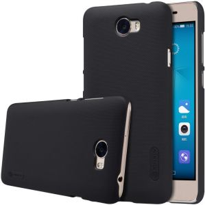 size 40 a6b0b 34423 NILLKIN FROSTED BACK COVER FOR HUAWEI Y5 II ( SCREEN PROTECTOR INCLUDED)  black