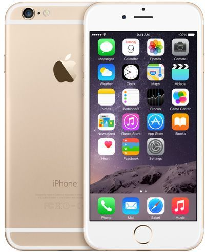 Apple iPhone 6 with FaceTime - 32GB, 4G LTE, Gold