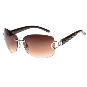 7f29a5e59ce Cadet Women s Rimless Sunglasses - 3273 - 67-130-16 mm
