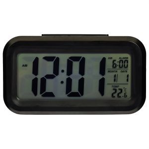 Buy sharp alarm clock black | Casio,Sony,Dojana | KSA | Souq