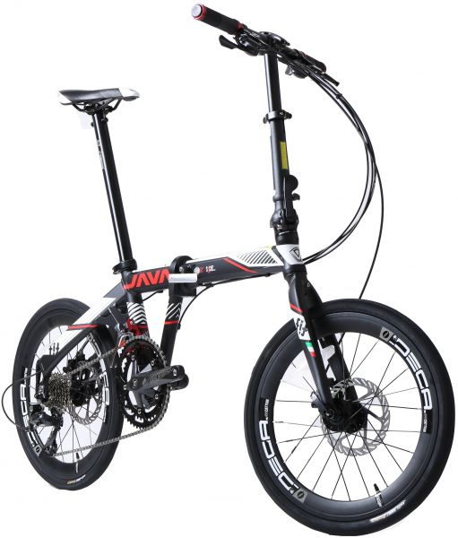 Java Fit 18s Folding Bike Folded Bicycle Price Review And Buy In