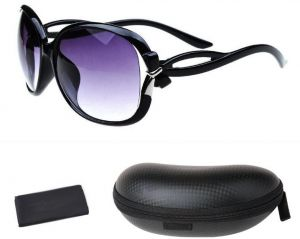 Women Sunglasses Anti Radation UV400, With Box And Cleaner 6deac1714a