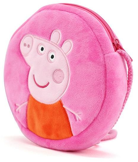 Peppa Pig Plush Toy Cross Body Bags For S