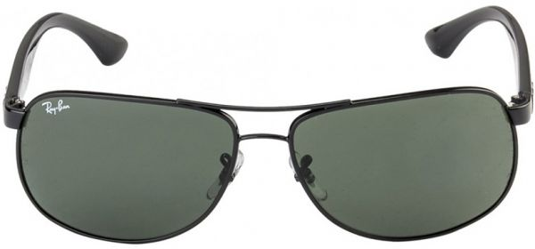 7a8f5a89618 Ray Ban Aviator Sunglasses for Unisex - Green Lens