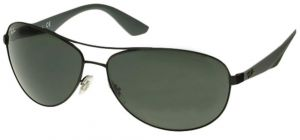 bc18447a805 Ray Ban Aviator Sunglasses for Men - Green Lens
