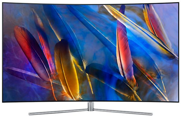 samsung 65 inch qled smart curved tv 65q7c - 65 Inch Curved Tv
