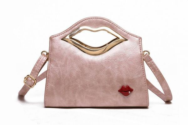 0550136b79ad Stylish Tote bag shoulder messenger bag women cute small casual handbag  cross body bag pink