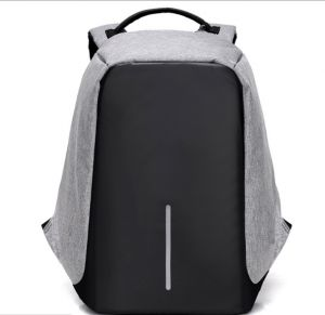 2fbe58779408 ANTI THEFT DESIGN LAPTOP BACKPACK - GRAY