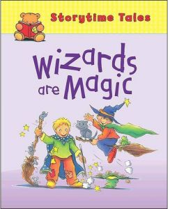 Wizards are Magic - Hardcover