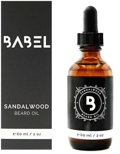 babel sandalwood beard oil 60ml price review and buy in dubai abu dhabi and rest of united. Black Bedroom Furniture Sets. Home Design Ideas