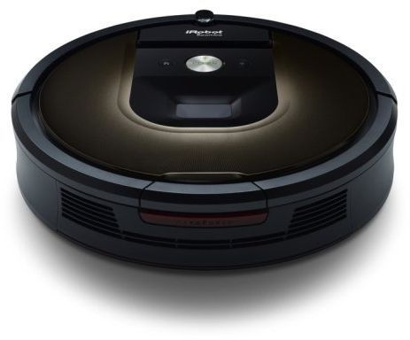 iRobot Roomba 980 Robotic Automatic Vacuum Cleaner - Black, price ...