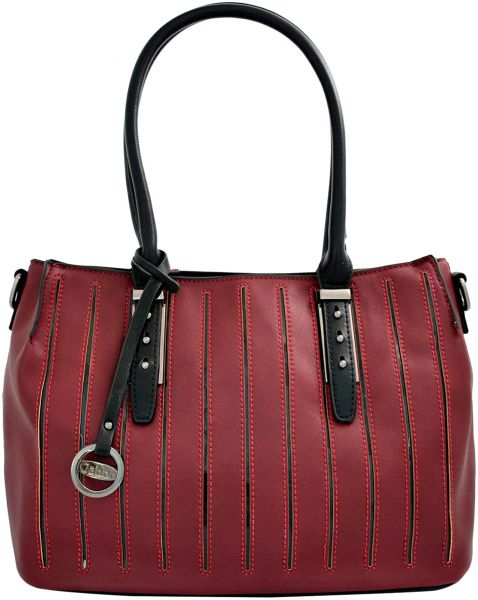 Gabor Classic Tote Bag For Women Maroon