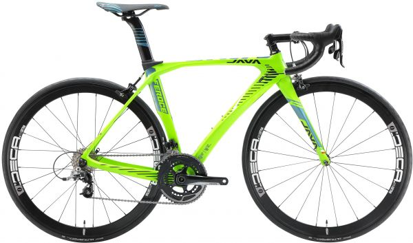 Java Feroce Carbon Fiber Road Bike Racing Cycle 52size Price