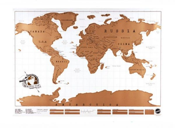 Scratch map travel scratch map world map novelty gift scratch off scratch map travel scratch map world map novelty gift scratch off where youve been 88x52cm gumiabroncs Images