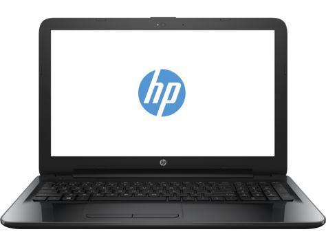 HP 15-ay066ne Laptop - Intel Core i3-6006u, 15.6 Inch, 500GB, 4GB, Eng-Arb  Keyboard, Win 10, Black