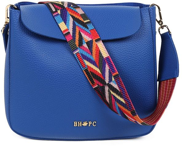 Beverly Hills Polo Club Crossbody Bag For Women Blue