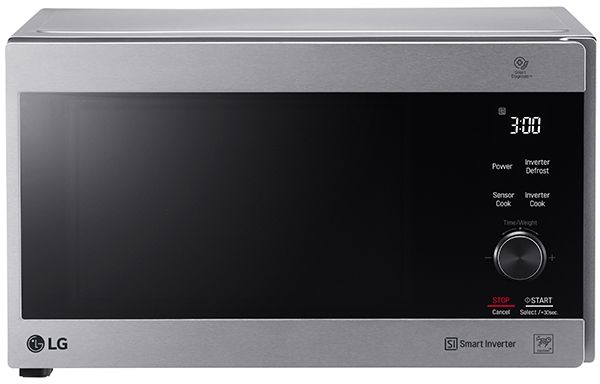 Lg 42 Liter Neo Chef Inverter Microwave With Grill Mh8265cis