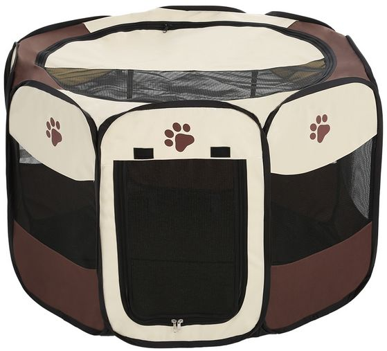 Portable Folding Indoor Outdoor Pet Puppy Dog Cat Play Pen Tent Pop-up Fabric Zipped Pet Rabbit Pig Exercise Pen Playpen Fence  sc 1 st  Souq.com & Portable Folding Indoor Outdoor Pet Puppy Dog Cat Play Pen Tent ...