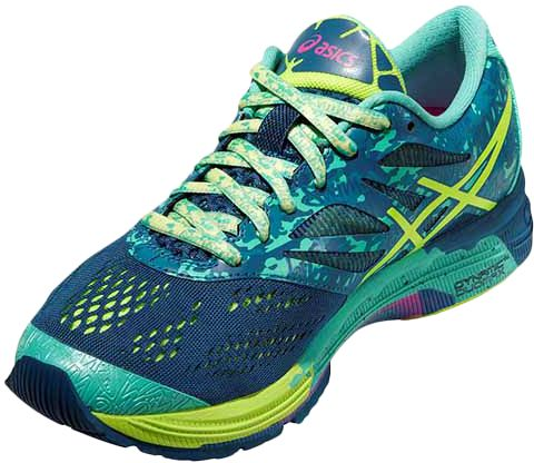 34d29f298bf3 Asics Gel-Noosa Tri 10 Running Shoes for Women - Green Blue