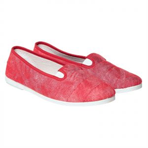 262d6abe99 Scentra Red Slip On For Women
