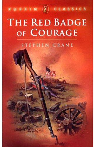 the imagery of the church and religion in the red badge of courage by stephen crane
