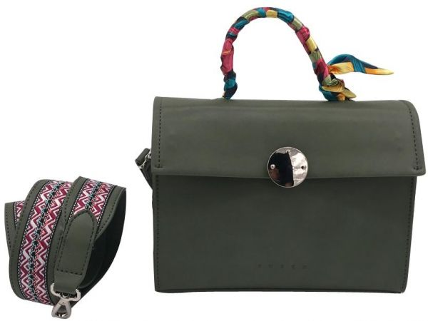 Bags for Women, Grass Army Green, Tote bags