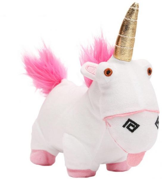 Despicable Me Movie Figure Unicorn Stuffed Plush Toy