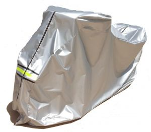 b599b2f265 Motorbike storage cover  Size M (360 degrees coverage)