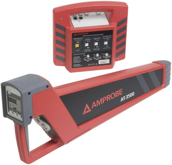 Lowes Tone Generator Electrical Wire Tracer Electrical: Amprobe AT-3500 Underground Cable Locator