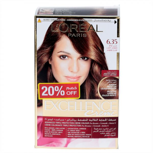 excellence creme loreal